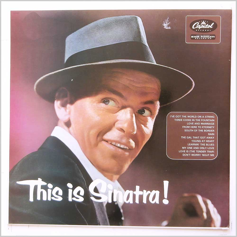 Frank Sinatra - This Is Sinatra! (EMS 1237)