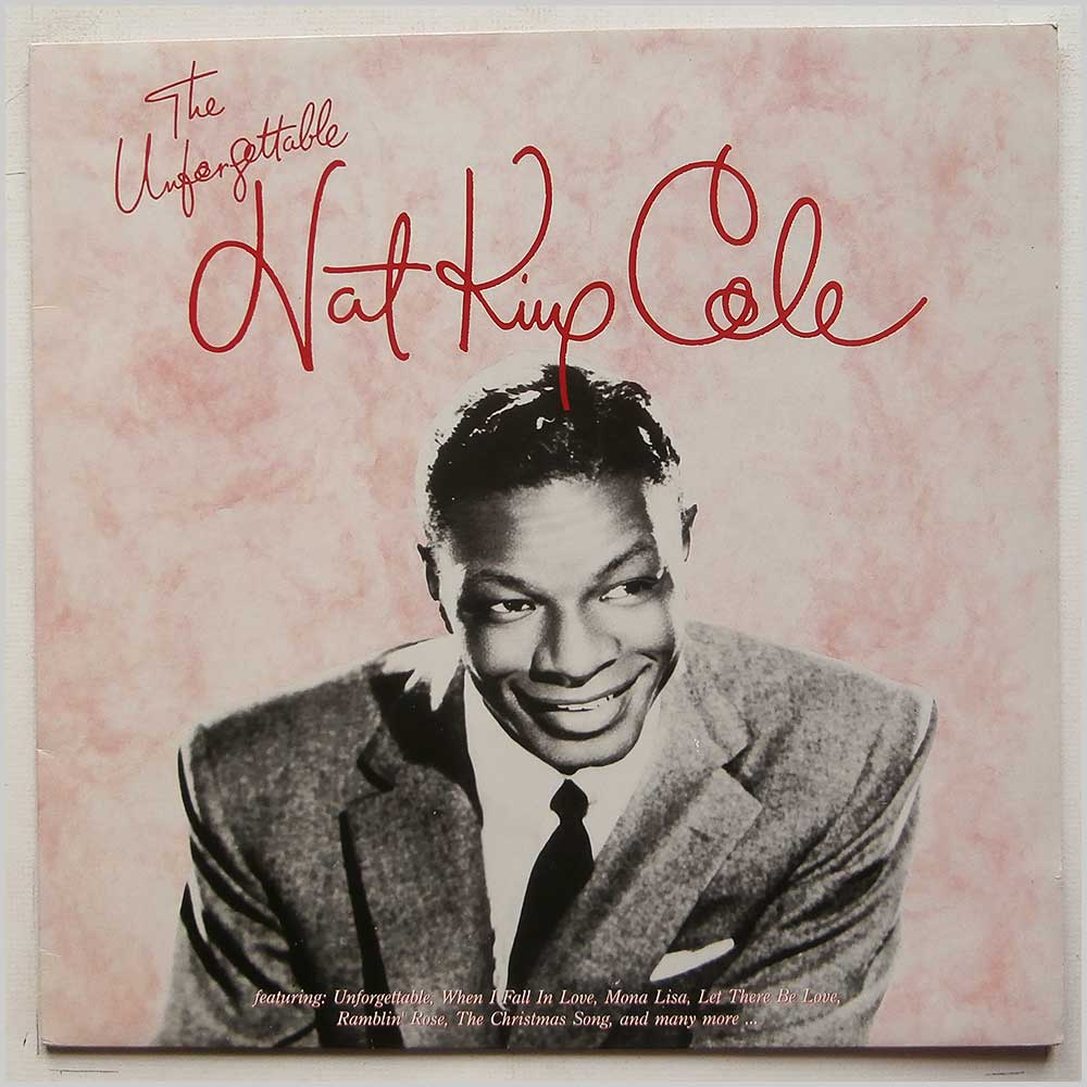 Nat King Cole - The Unforgettable Nat King Cole (EMTV 61)