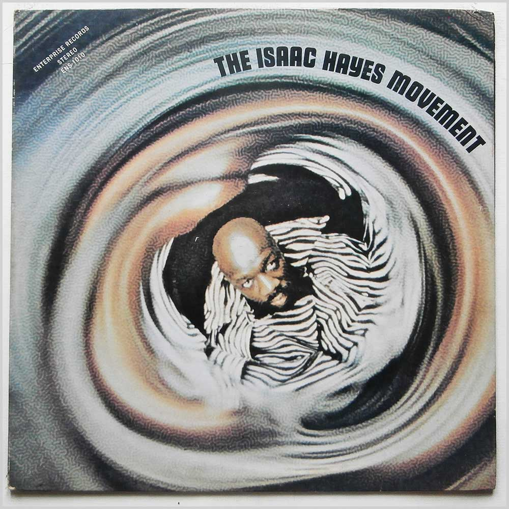 Isaac Hayes - The Isaac Hayes Movement (ENS-1010)