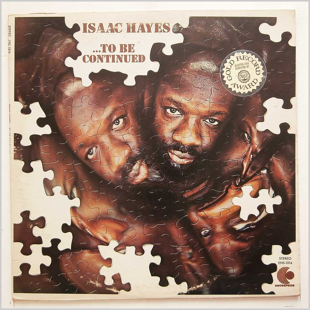 Isaac Hayes - To Be Continued (ENS 1014)