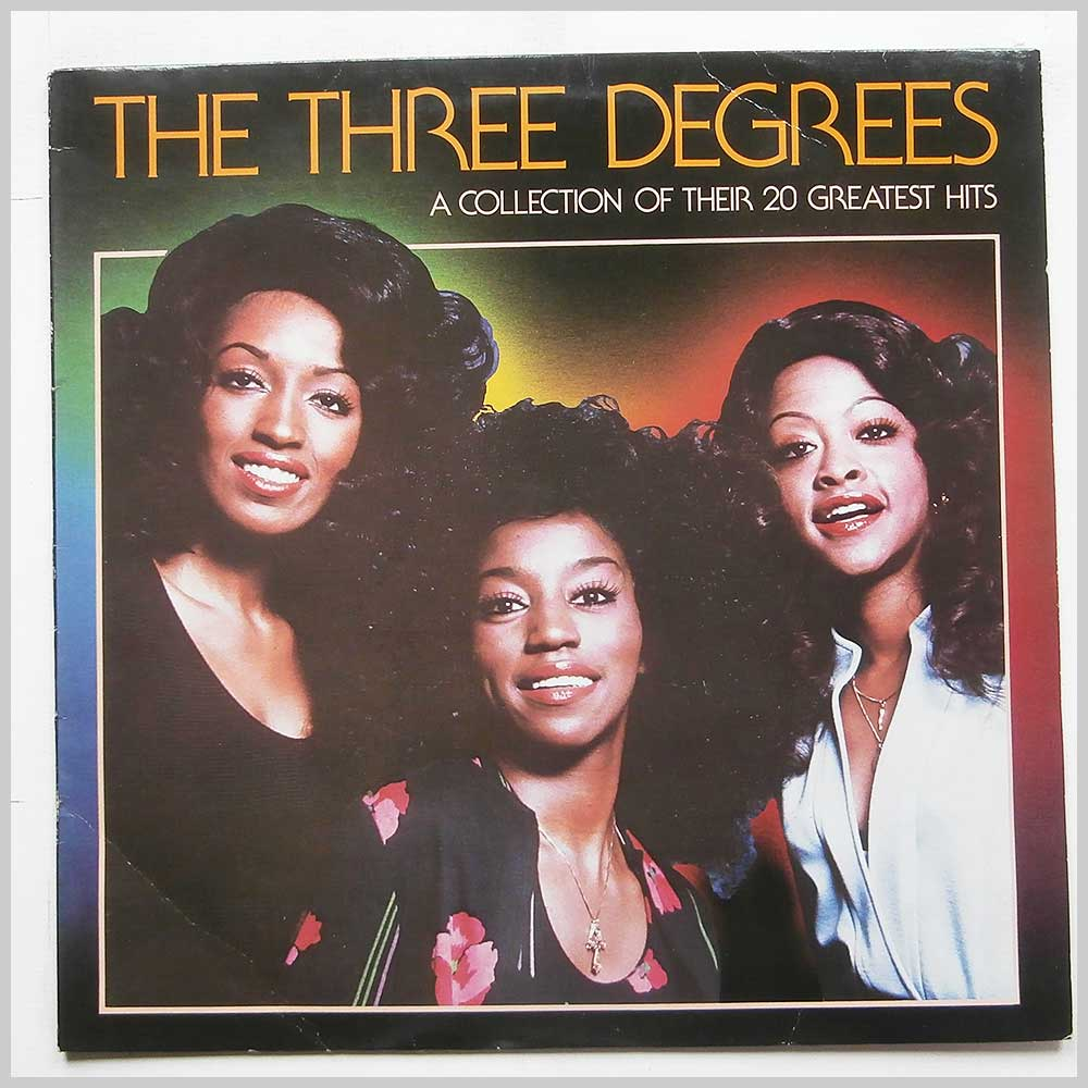 The Three Degrees - A Collection Of Their 20 Greatest Hits (EPC 10013)