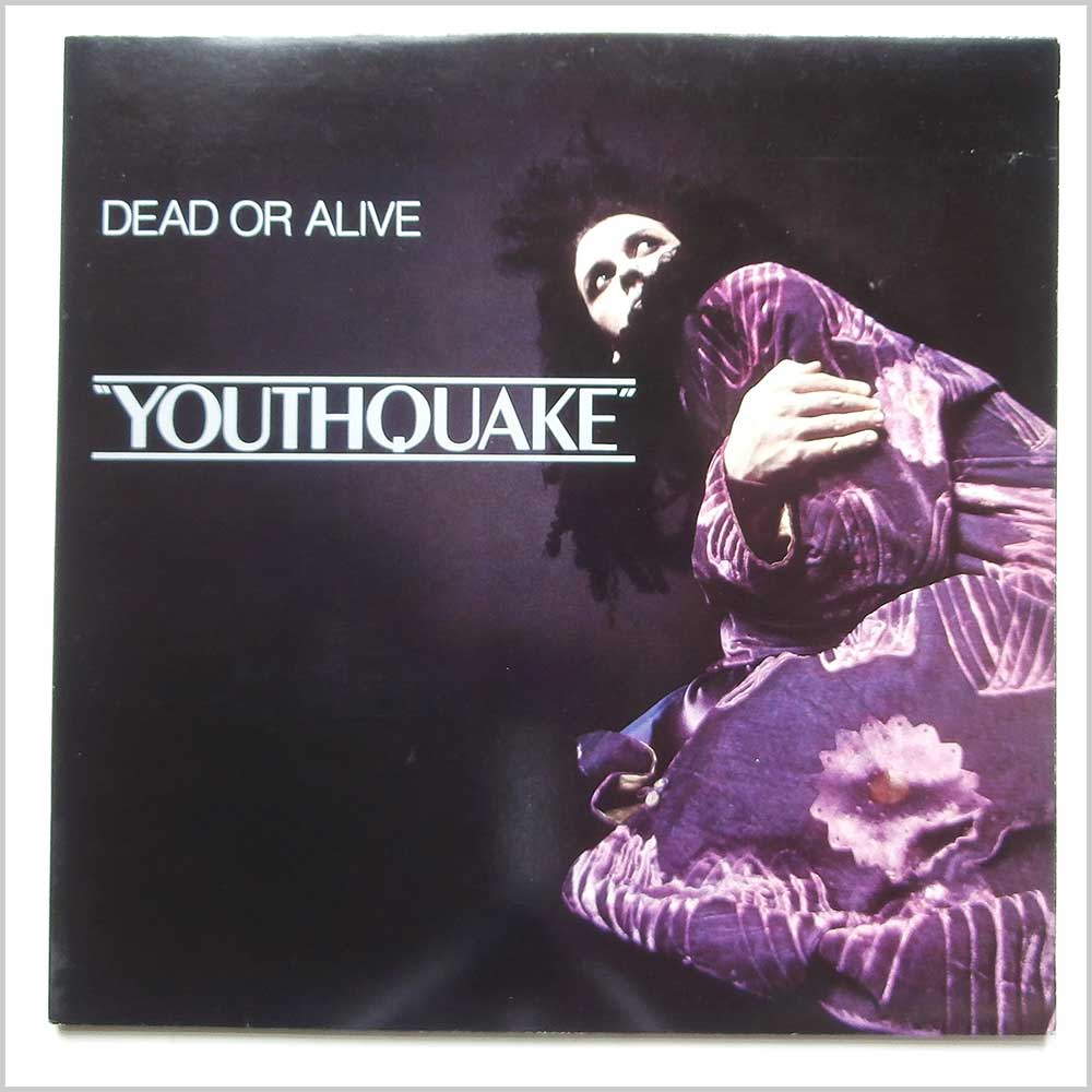 Dead Or Alive - Youthquake (EPC 26420)