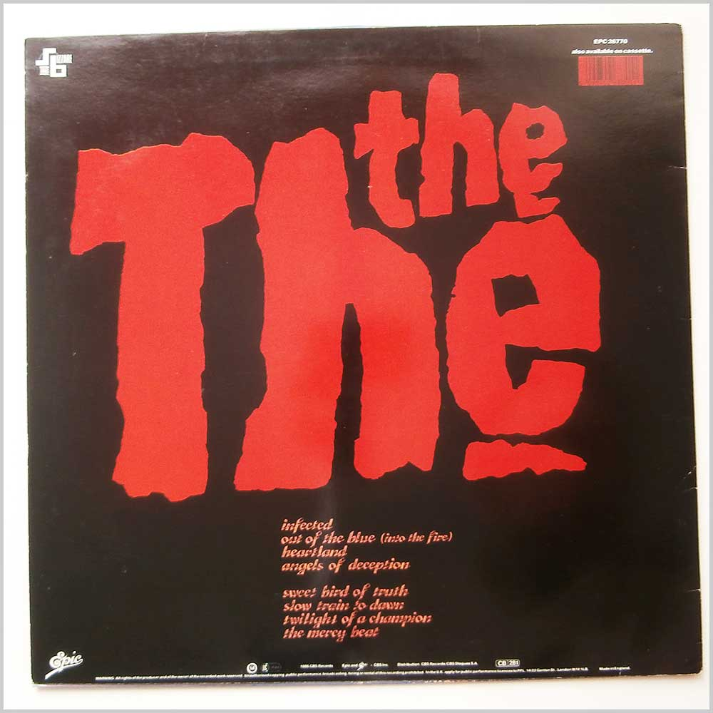 The The - Infected (EPC 26770)