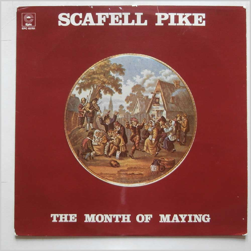 Scafell Pike - The Month Of The Maying (EPC 65761)