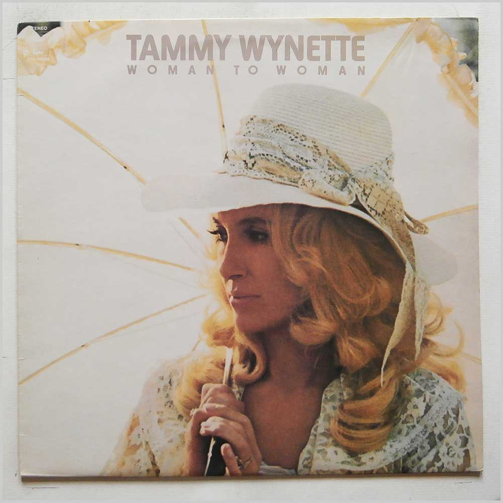 Tammy Wynette - Woman To Woman (EPC 80656)