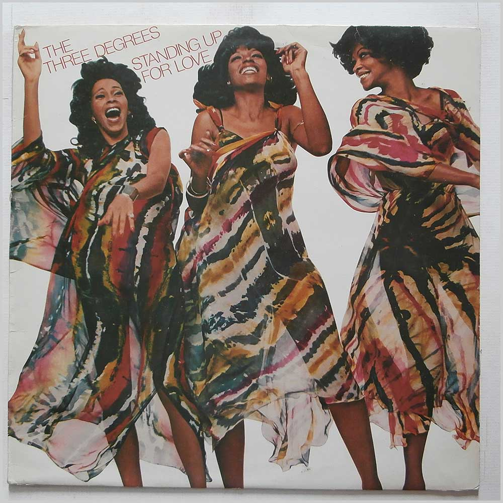Three Degrees - Standing Up For Love (EPC 81694)