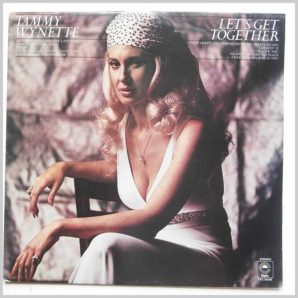 Tammy Wynette - Let's Get Together (EPC 82026)