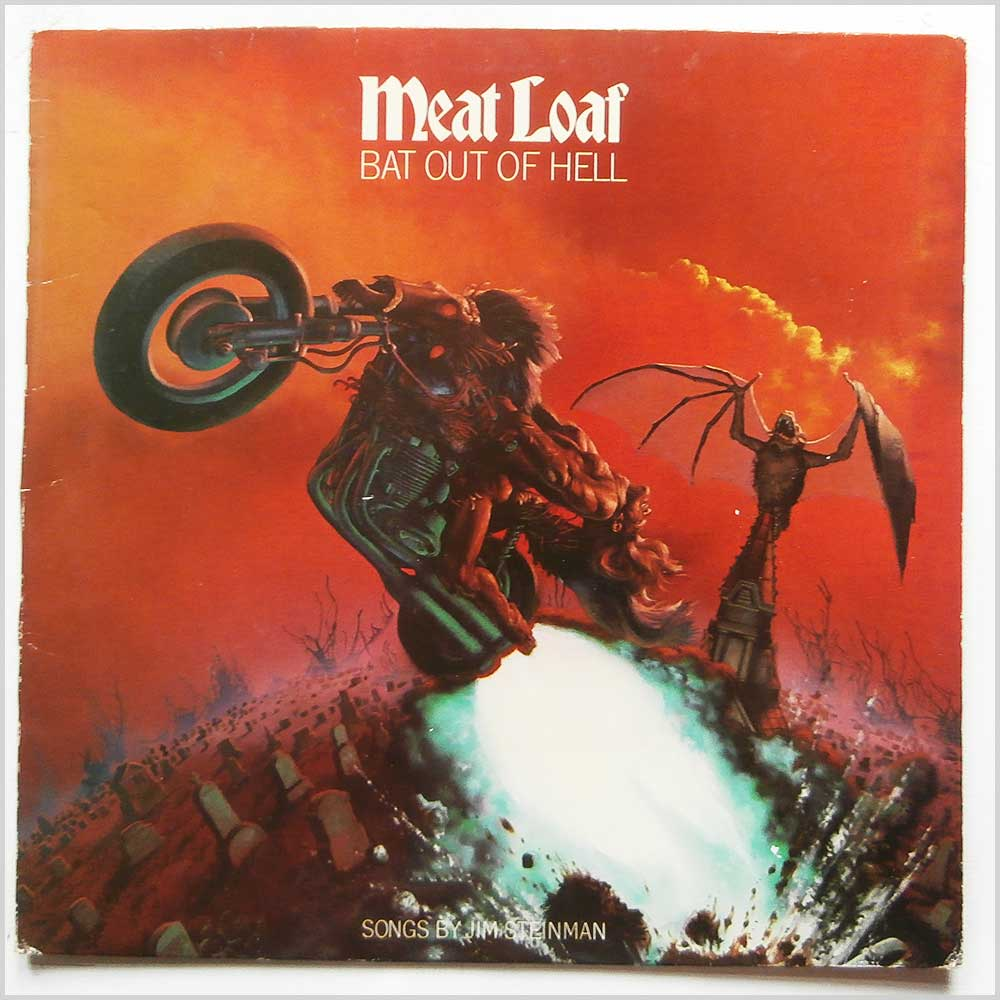 Meat Loaf - Bat Out Of Hell (EPC 82419)