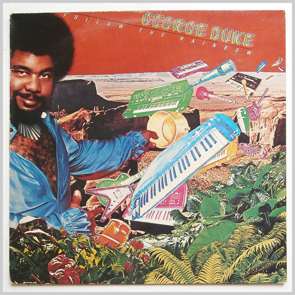 George Duke - Follow The Rainbow (EPC 83336)