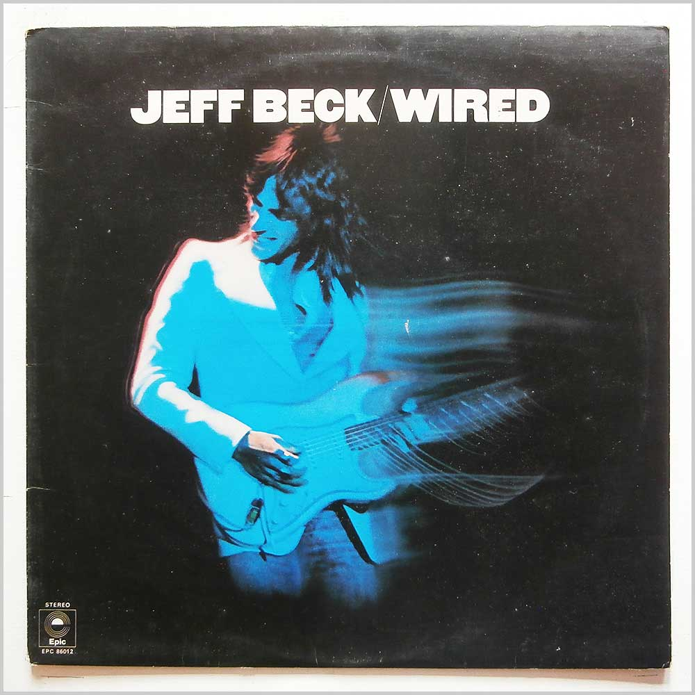 Jeff Beck - Wired (EPC 86012)