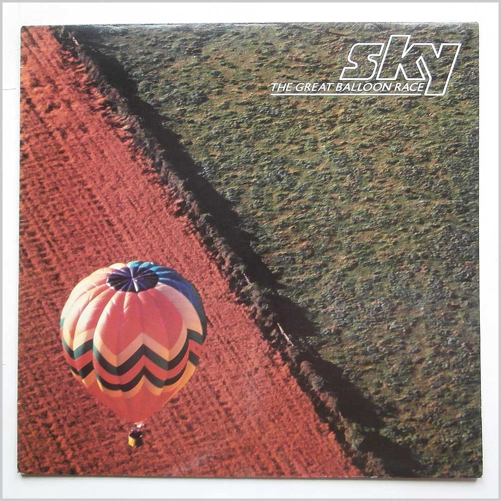Sky - The Great Balloon Race (EPIC 26419)