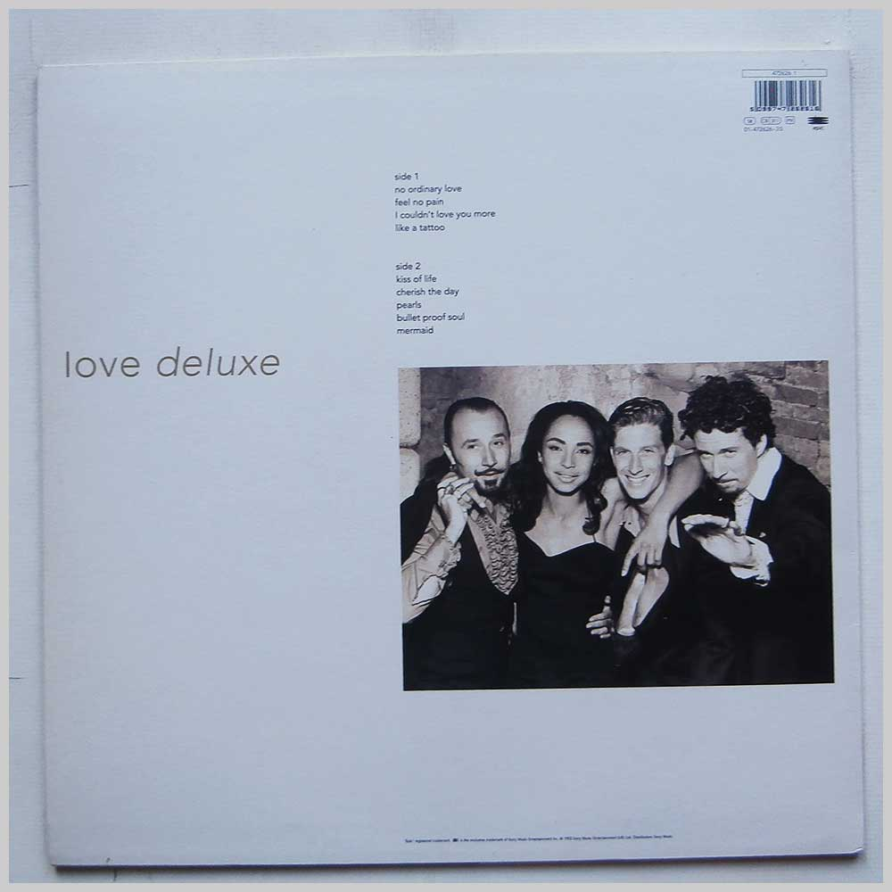 Sade - Love Deluxe (EPIC 472626 1)