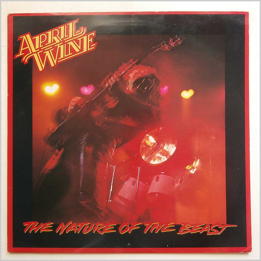 April Wine - The Nature Of The Beast (EST-12125)