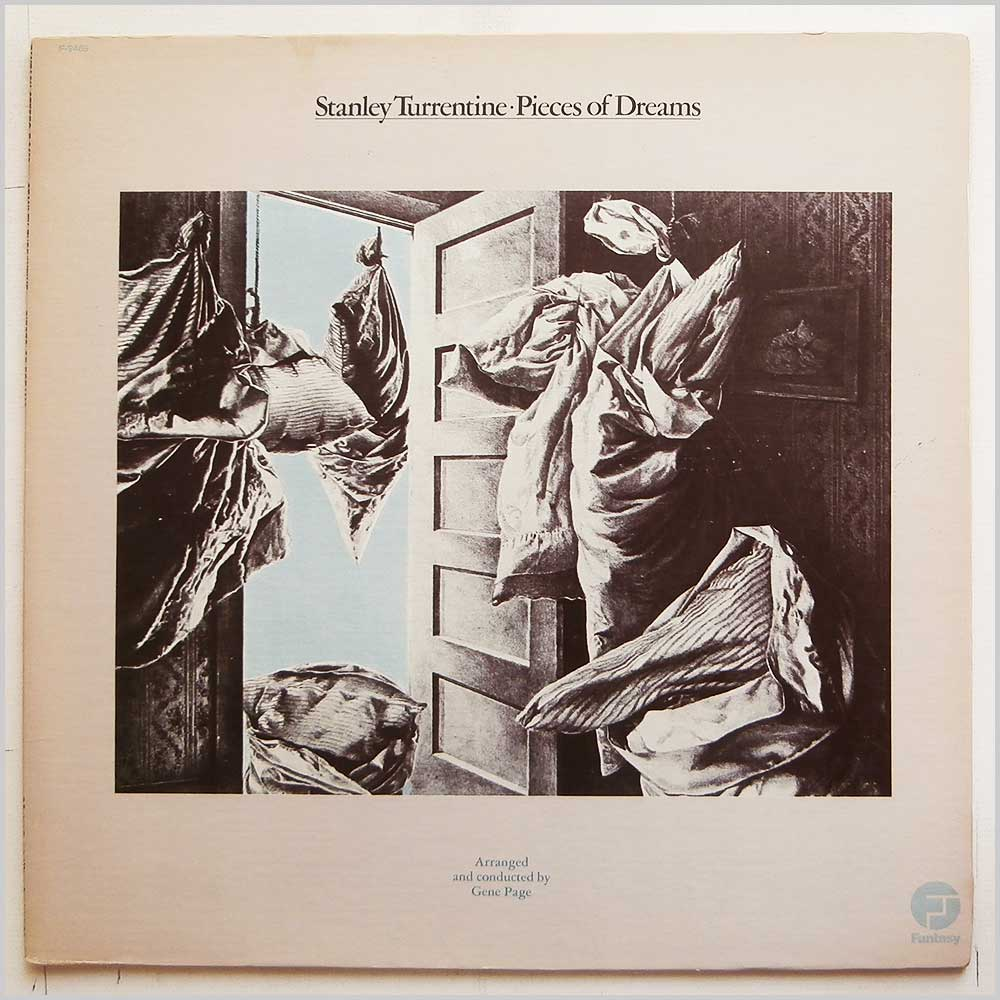 Stanley Turrentine - Pieces Of Dreams (F-9465)