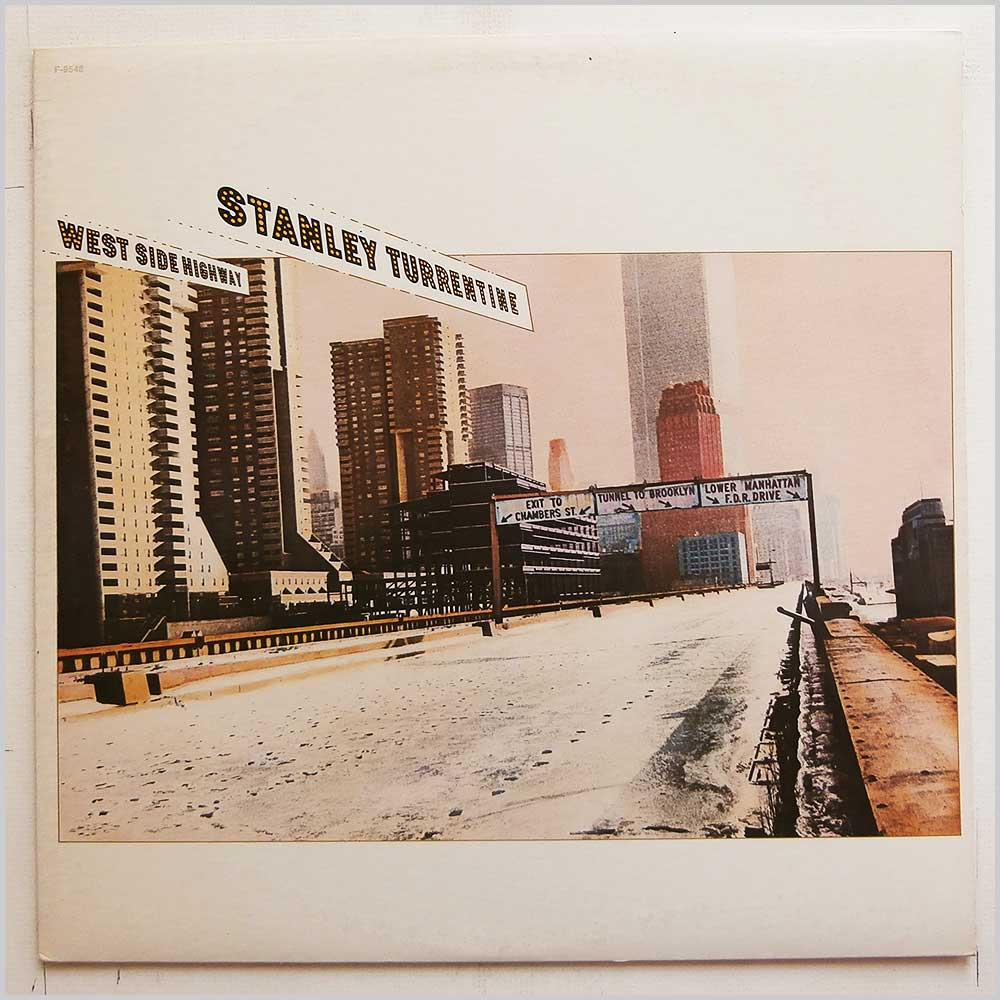 Stanley Turrentine - West Side Highway (F-9548)