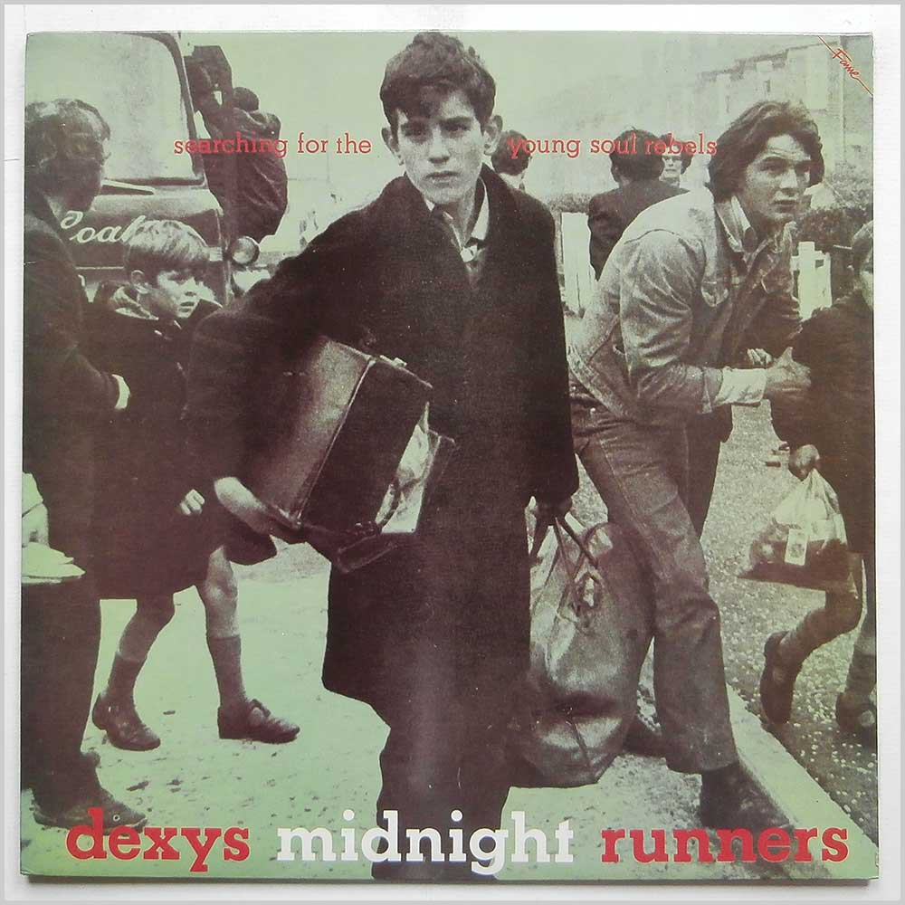 Dexy's Midnight Runners - Searching For The Young Soul Rebels (FA 3032)