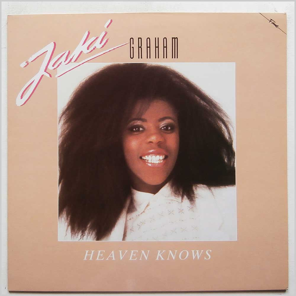 Jaki Graham - Heaven Knows (FA 3181)
