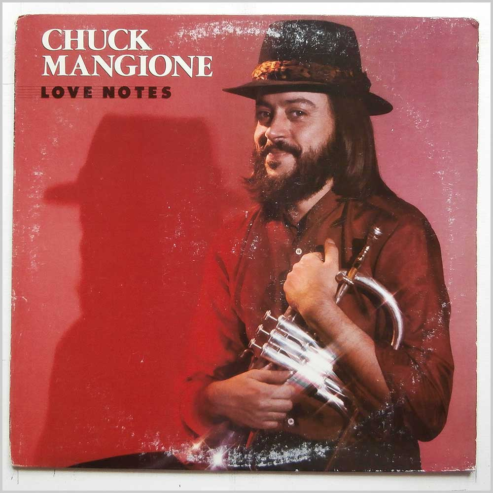 Chuck Mangione - Love Notes (FC 38101)
