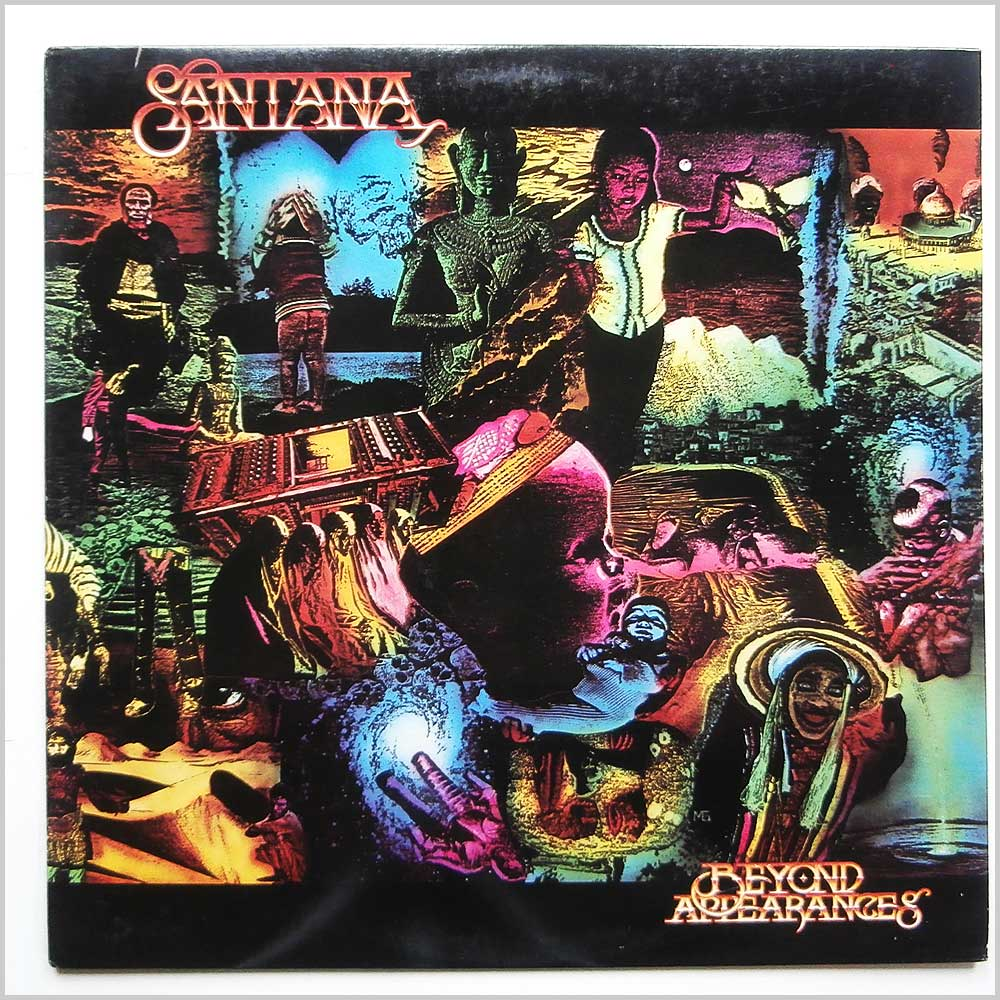 Santana - Beyond Appearances (FC 39527)
