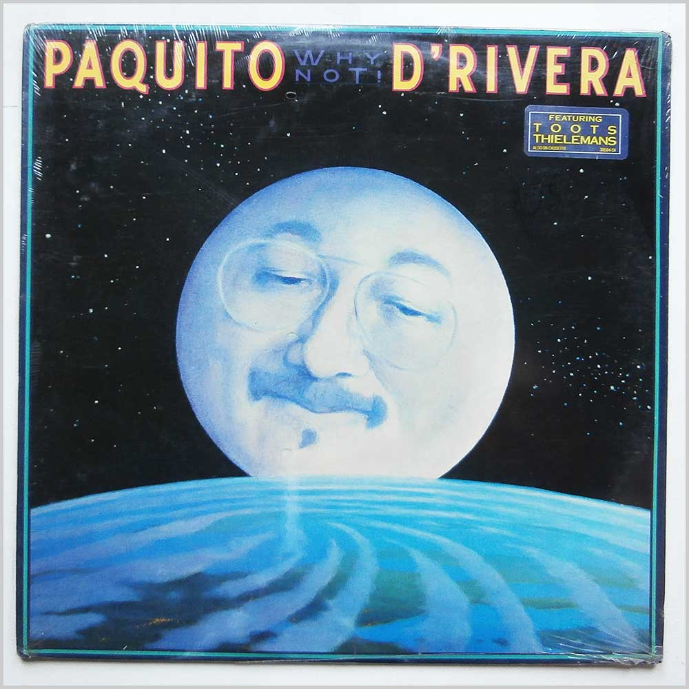 Paquito D'Rivera - Why Not! (FC 39584)