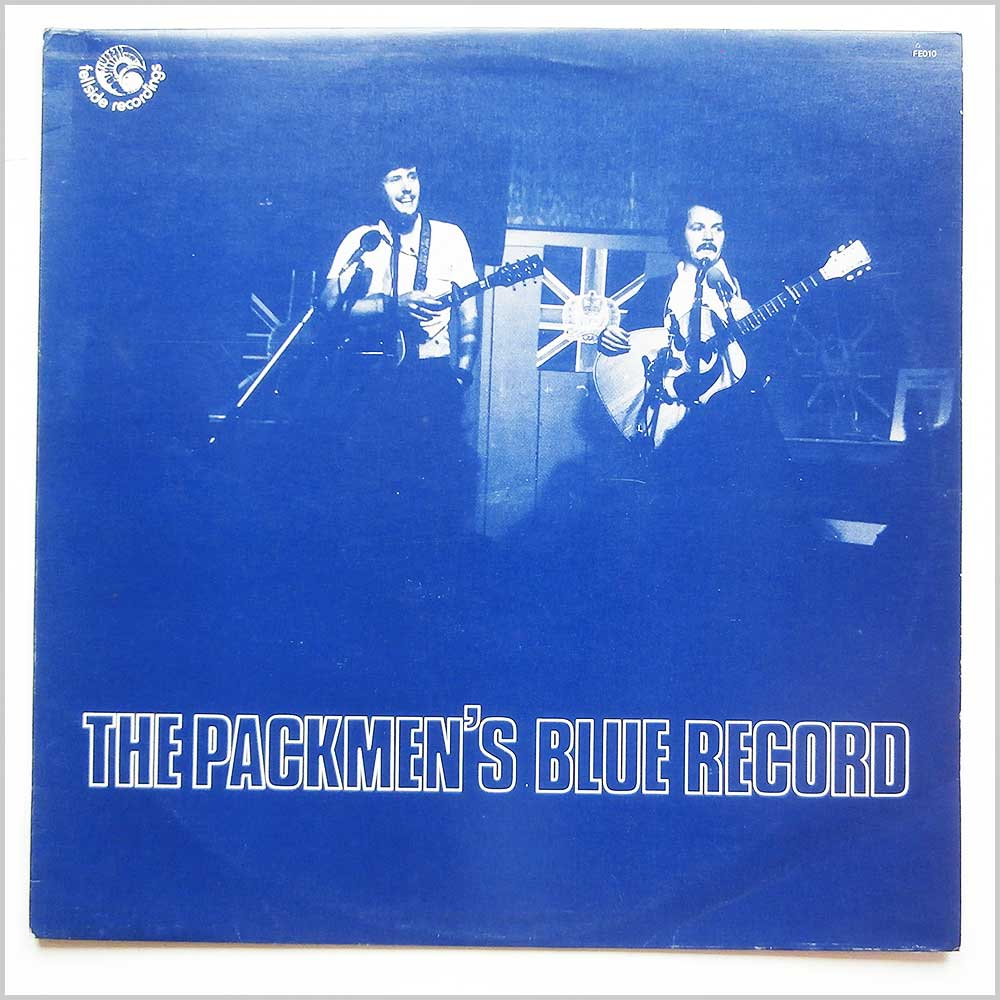 The Packmen - The Packmen's Blues Record (FE010)