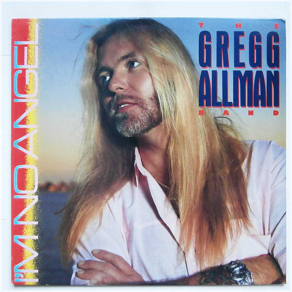 The Gregg Allman Band - I'm No Angel (FE 40531)