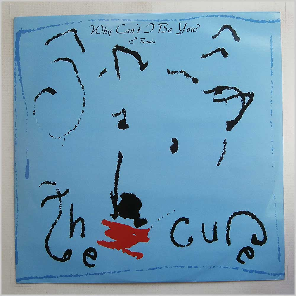 The Cure - Why Can't I Be You? A Japanese Dream (FICSX 25)