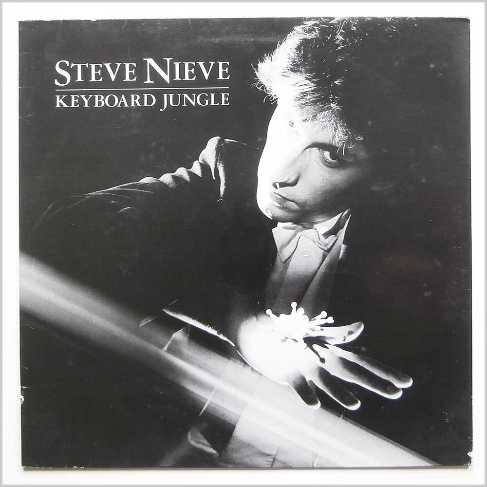 Steve Nieve - Keyboard Jungle (FIEND 11)