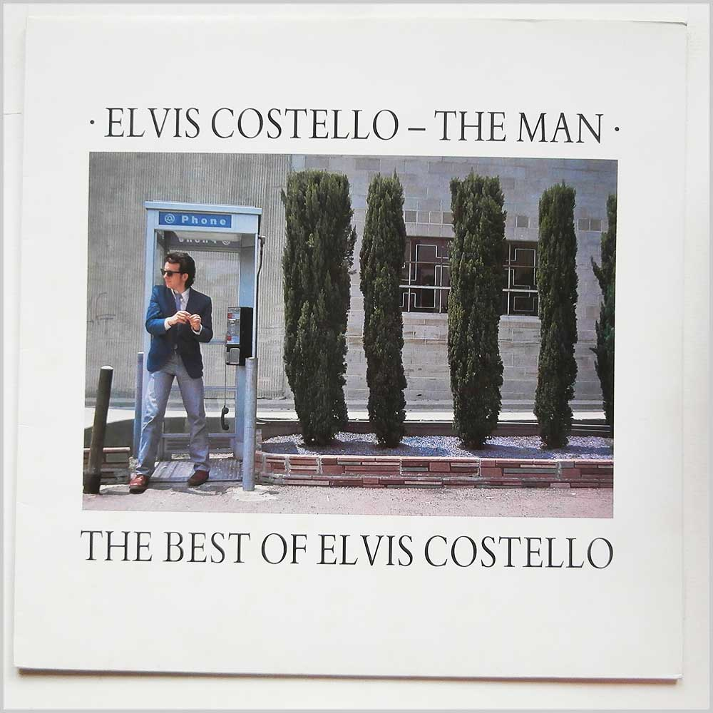 Elvis Costello - The Man: The Best Of Elvis Costello (FIEND 52)