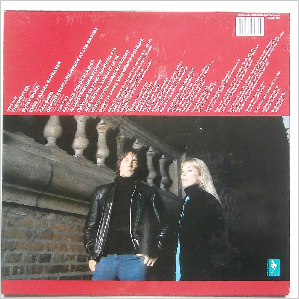 Gene Clark with Carla Olson - So Rebellious a Lover (FIEND 89)