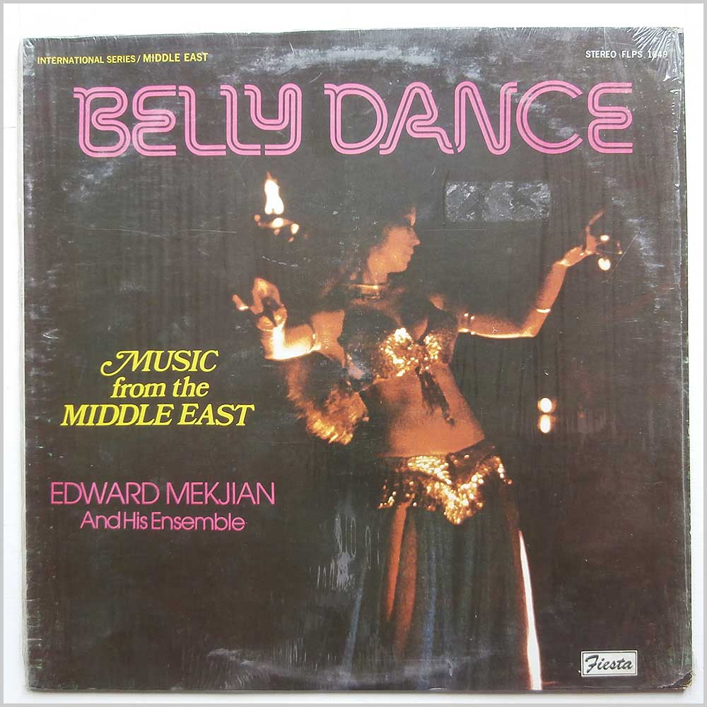 Edward Mekjian - Belly Dance Music From The Middle East (FLPS 1649)
