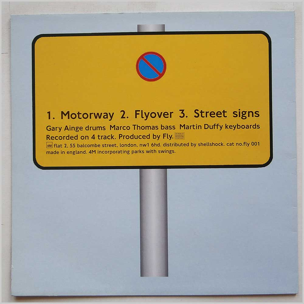 Fly - Motorway (FLY 001)