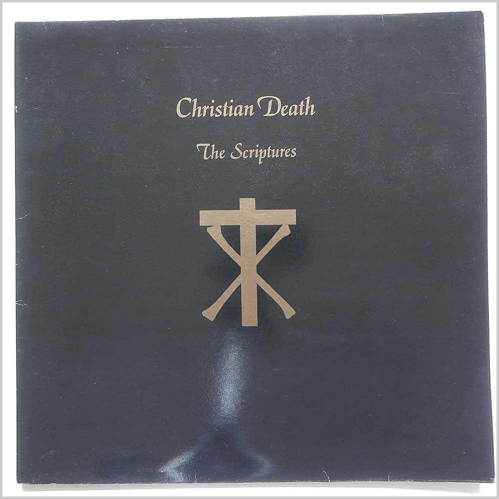 Christian Death - The Scriptures (FREUD 18)