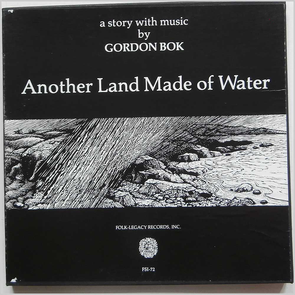 Gordon Bok - Another Land Made Water (FSI-72)
