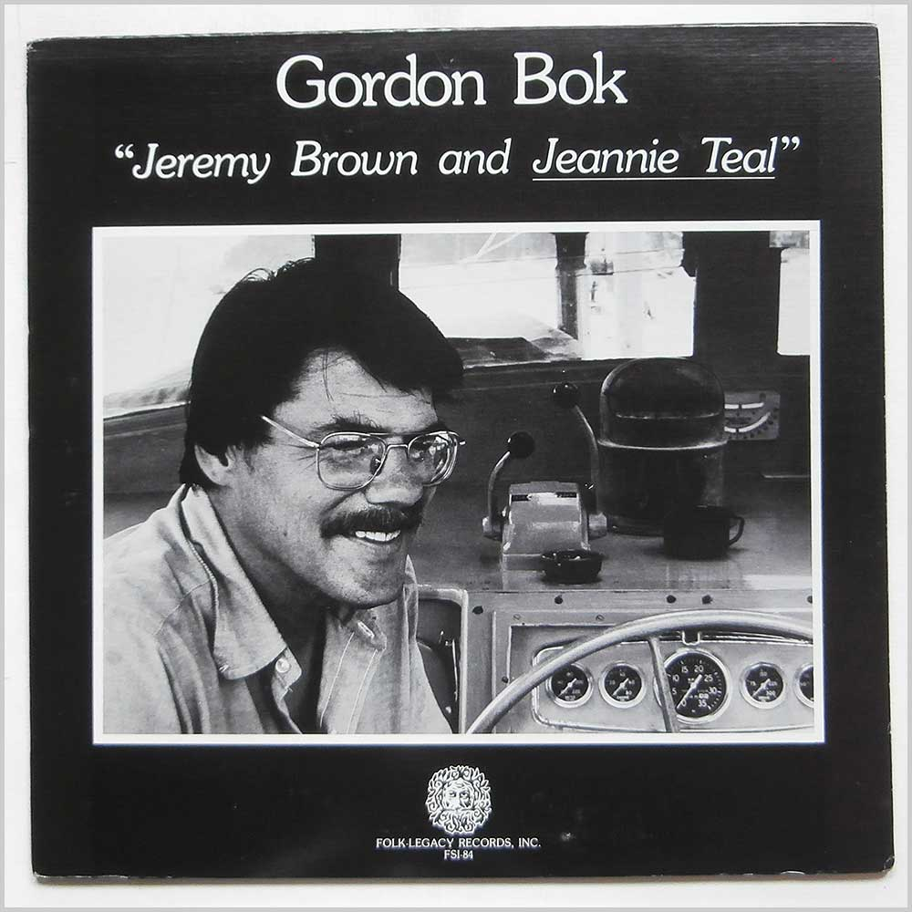 Gordon Bok - Jeremy Brown And Jeannie Teal (FSI-84)