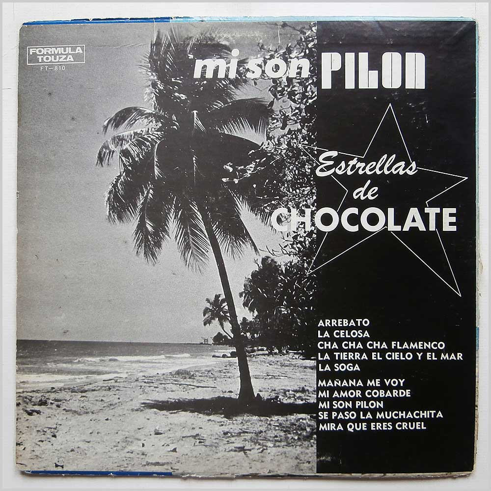 Estrellas De Chocolate - Mi Son Pilon (FT-810)