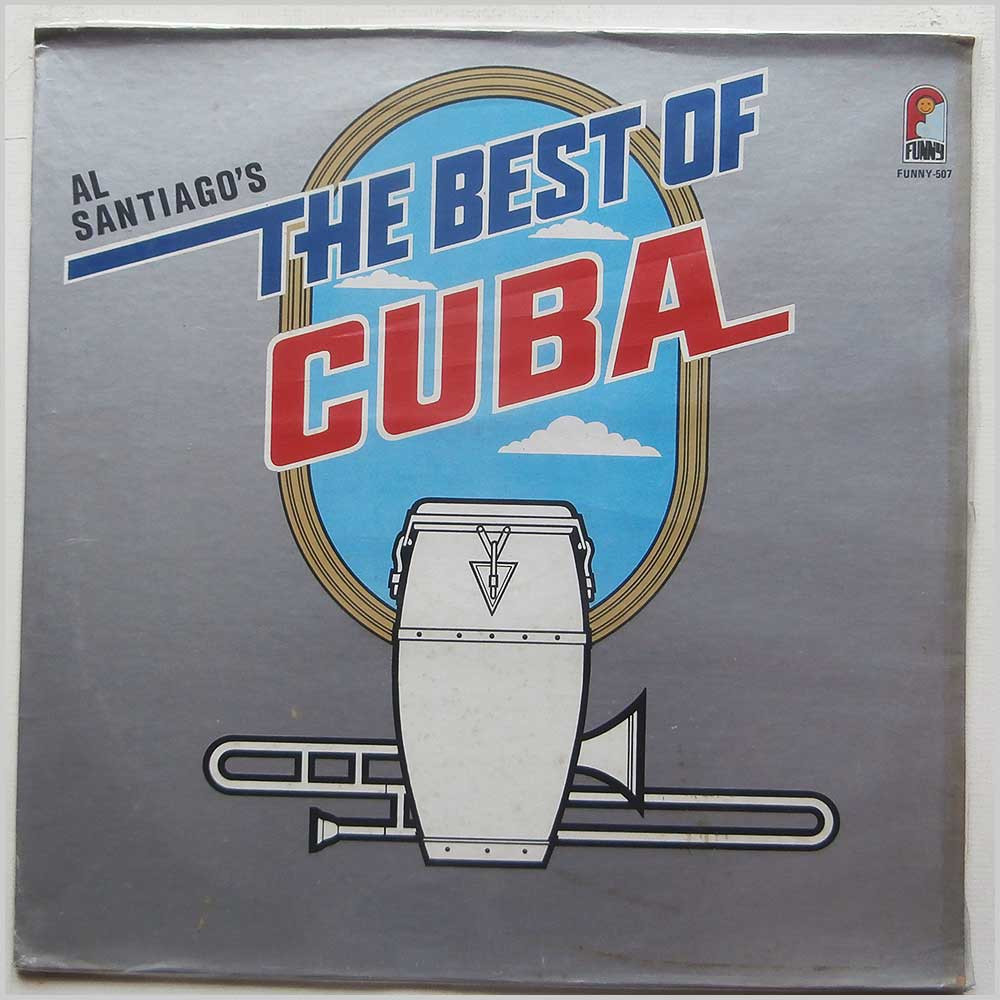 Various - The Best Of Cuba (FUNNY-507)