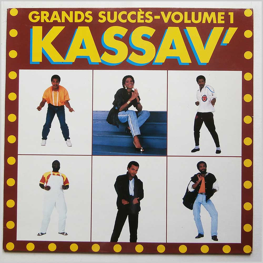 Kassav - Grands Succes Volume 1 (GD 1501)