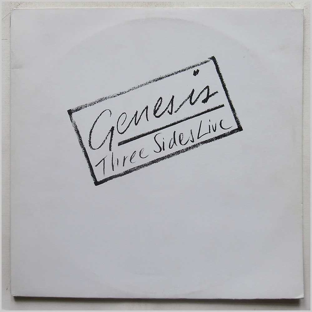 Genesis - Three Sides Live (GE 2002)