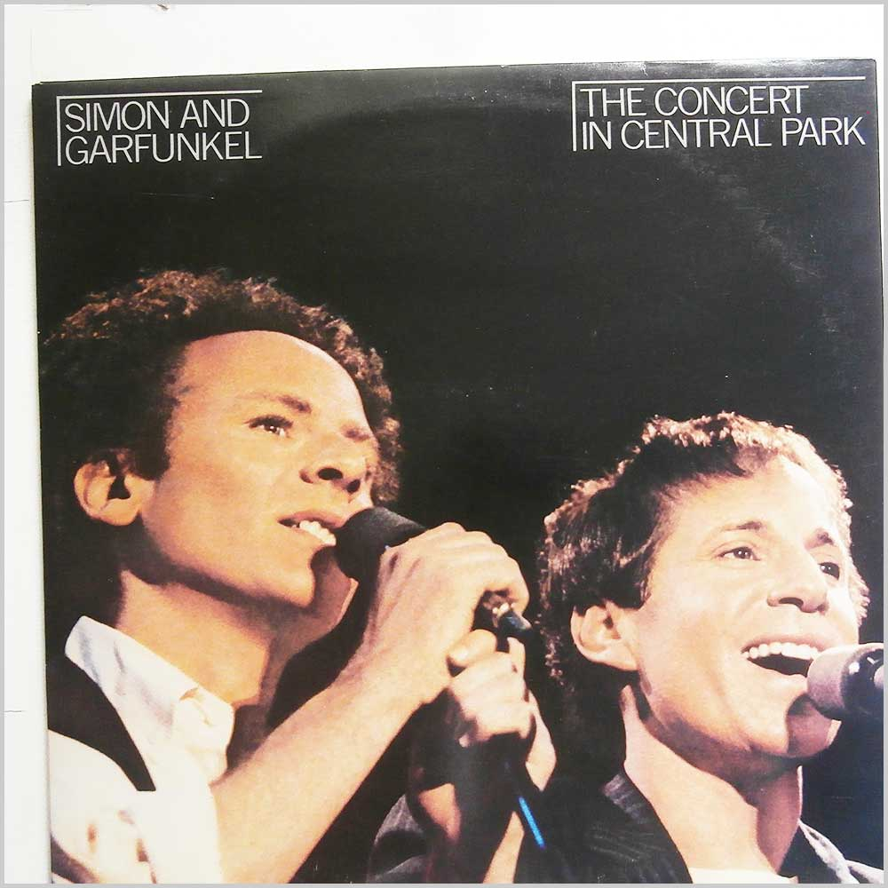 Simon And Garfunkel - The Concert In Central Park (GEF 96008)
