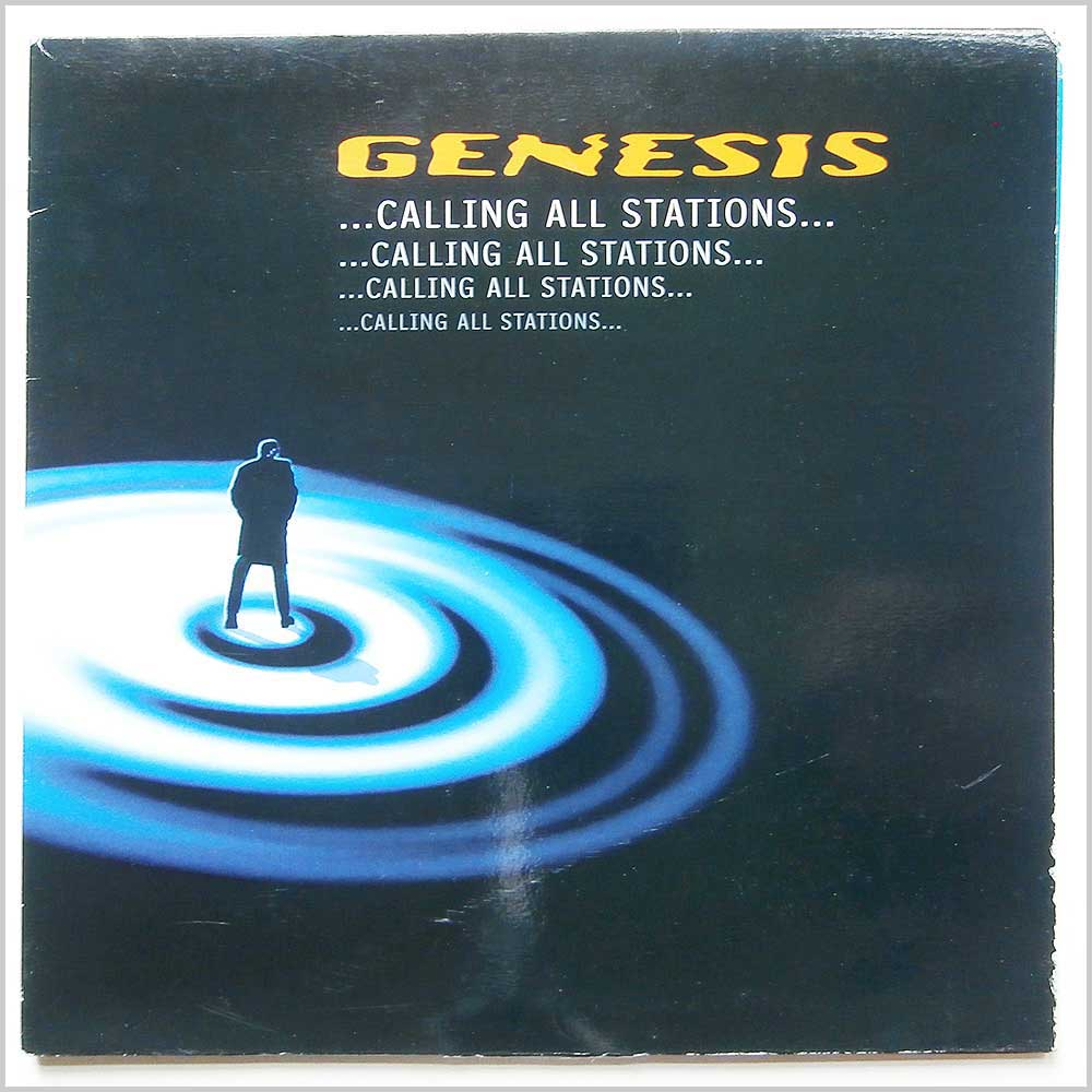Genesis - Calling All Stations (GENLP6)