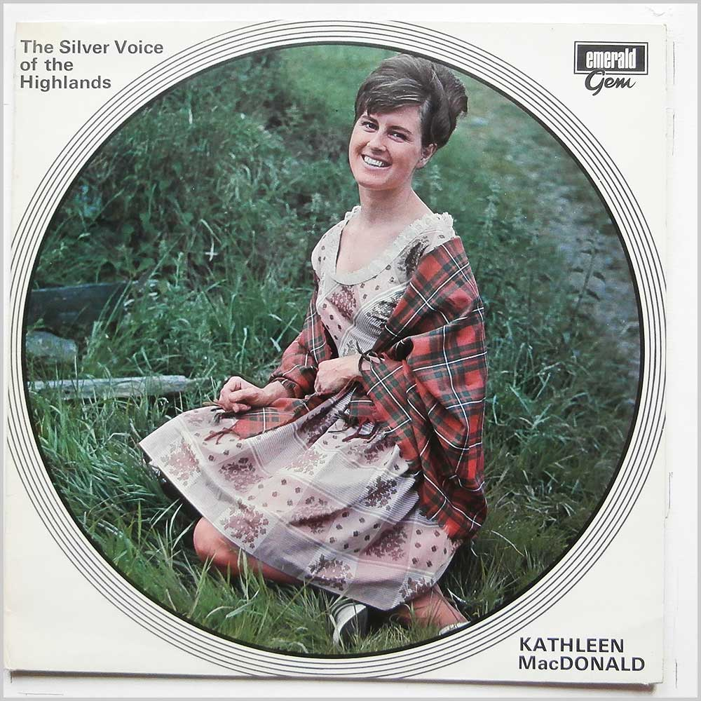 Kathleen MacDonald - The Silver Voice Of The Highlands (GES 1045)