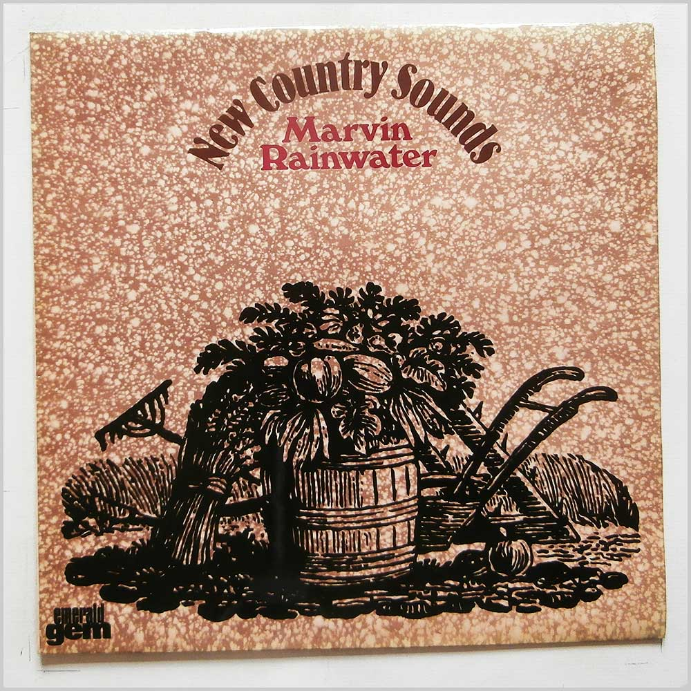 Marvin Rainwater - New Country Sounds (GES 1108)