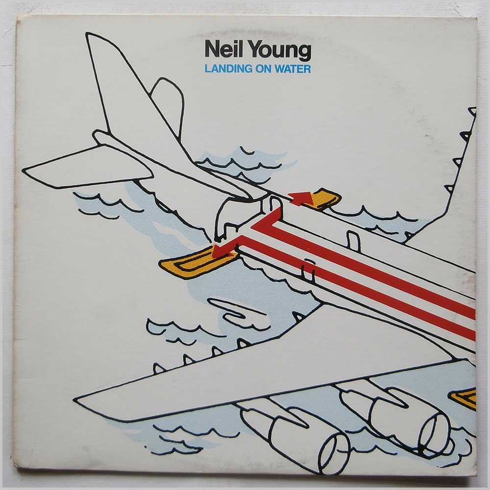Neil Young - Landing On Water (GHS 24109)