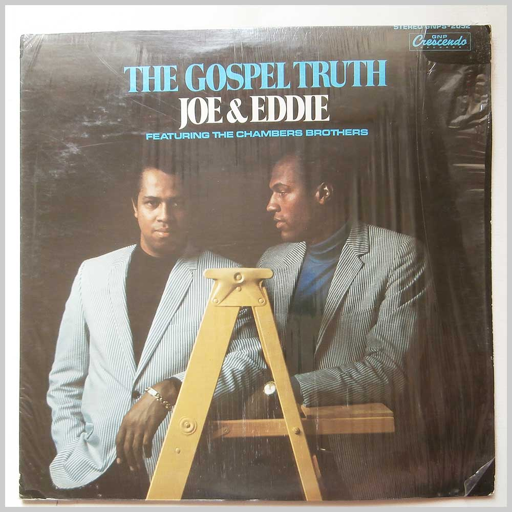 Joe and Eddie - The Gospel Truth (GNPS-2052)