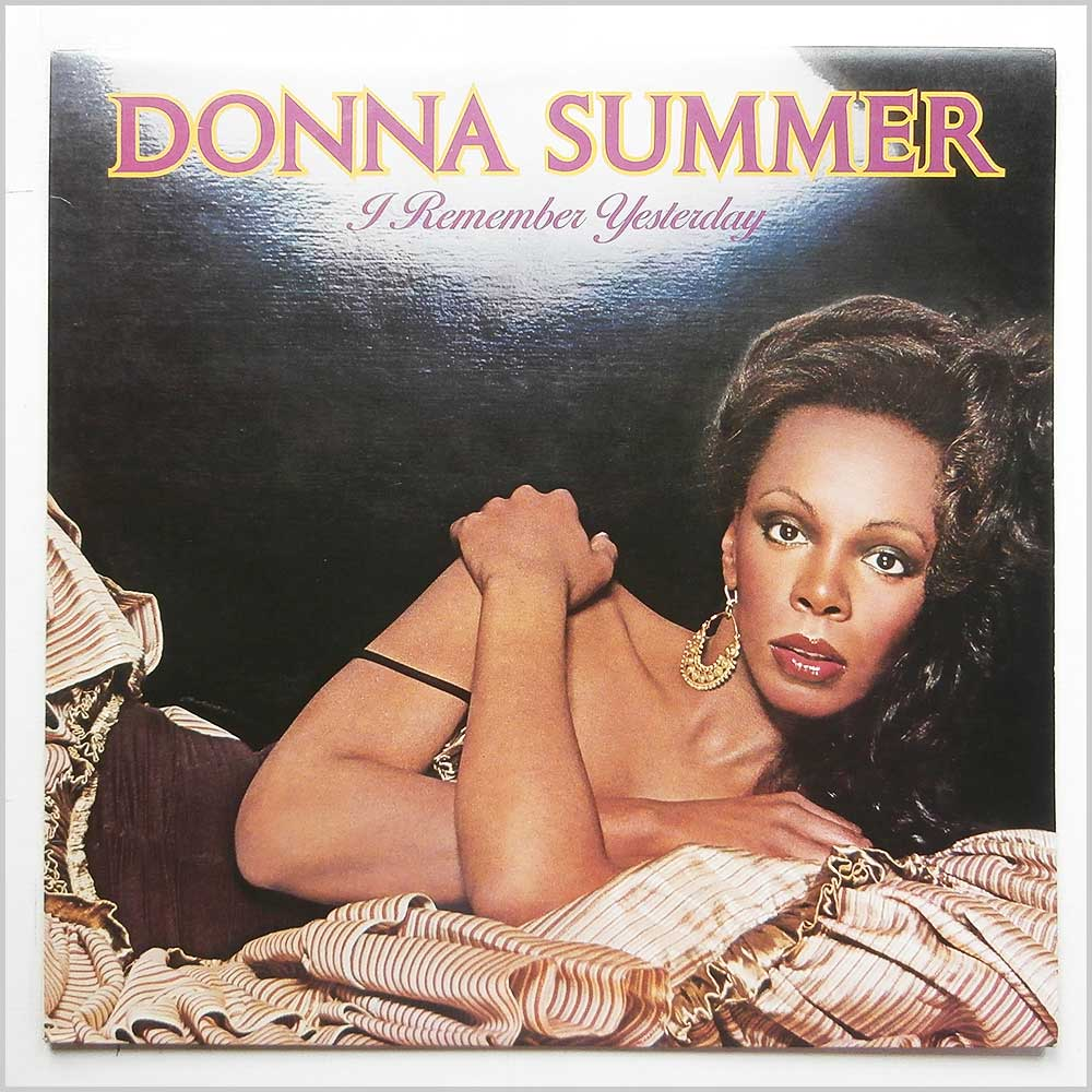 Donna Summer - I Remember Yesterday (GTLP 025)