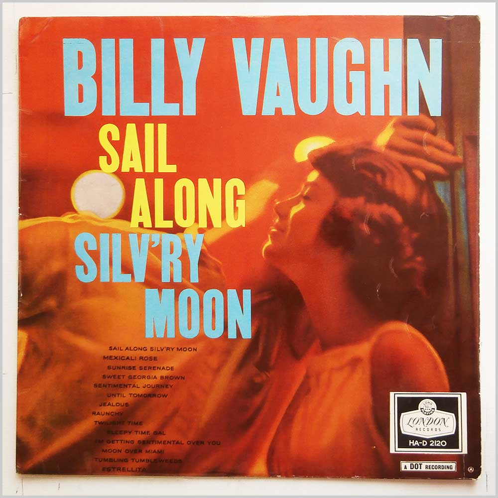 Billy Vaughn - Sail Along Silv'ry Moon (HA-2120)