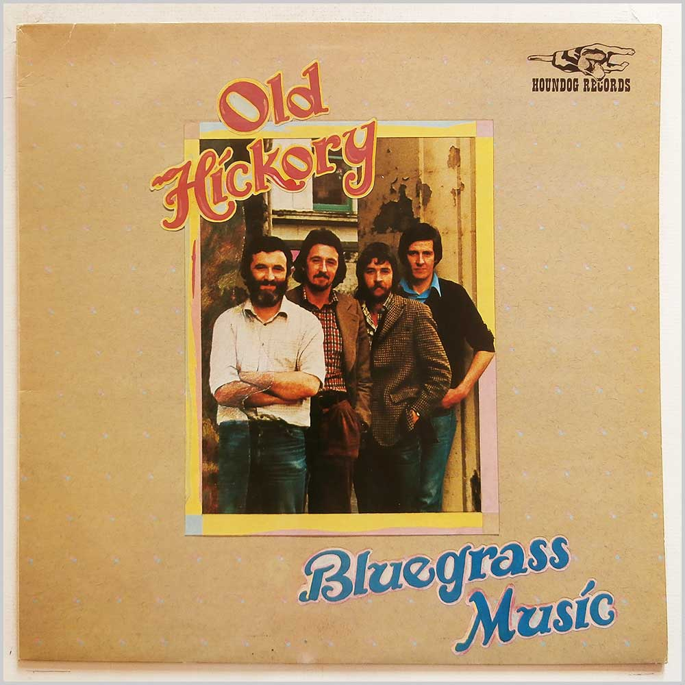 Old Hickory - Bluegrass Music (HDR 101)