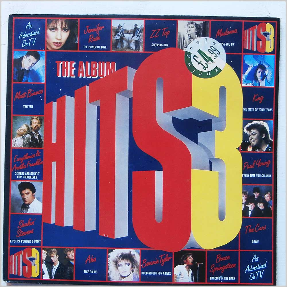 Various - Hits The Album (HITS 3)