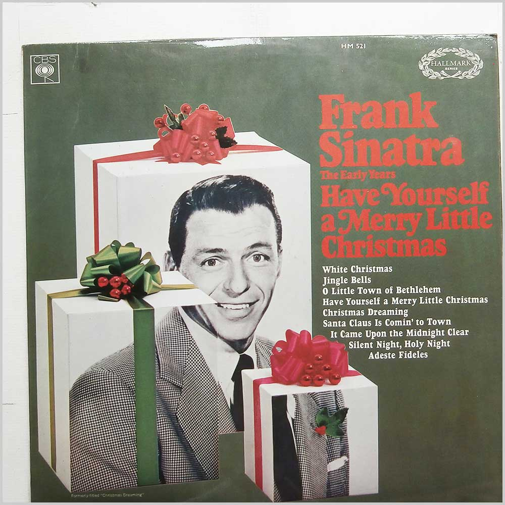 Frank Sinatra - Have Yourself A Merry Little Christmas (HM 521)